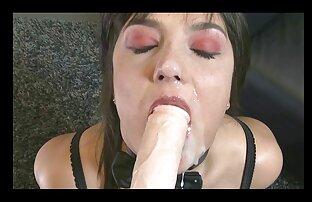 Retro o melhor do pono pussy e boca esticada